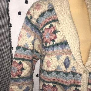 Vintage Petite Sophisticate Cardigan